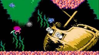 NES Longplay [062] The Little Mermaid