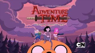 New Adventure Time - Stakes Mini Series Opening