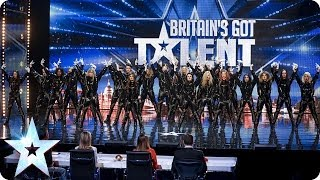 """Refreshingly evil"" dance troupe: The Addict Initiative 