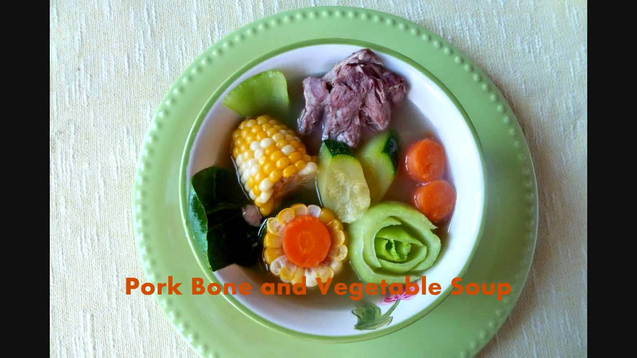 Pork veggie soup recipes