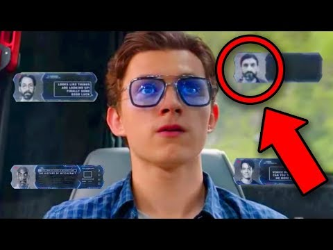 Spiderman Far From Home Trailer Breakdown! Easter Eggs You Missed! (International Trailer)