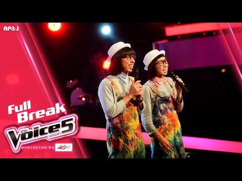 Blind Auditions - Full - (สำรอง) - วันที่ 02 Oct 2016 Part 3/6