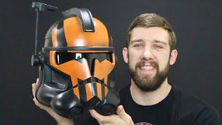 Making an Umbra ARC Trooper Helmet from Battlefront 2