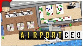 Airport CEO - Ep.09 : Restaurants!