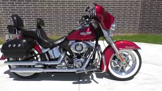 022522 2013 Harley Davidson Softail Deluxe FLSTN - Used motorcycles for sale