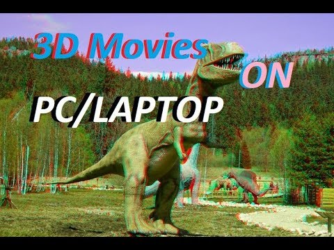 How To Download And Watch 3D Movies On PC/Laptop | Hrishabh Sangwaiya