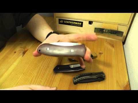 EDC Gear Tools & Werkzeuge vs. § 42a :-(