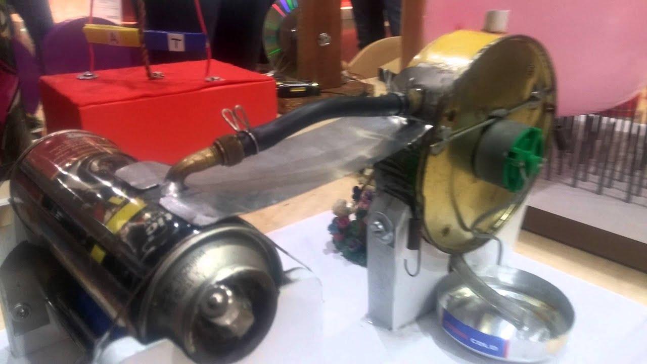 Science is Fun Micro Steam Generator Buhar Jeneratörü
