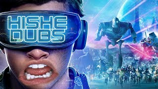 HISHE Dubs - Ready Player One (Comedy Recap)