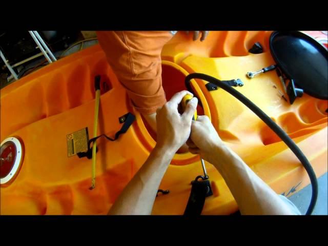 Ocean Kayak Malibu 2 XL Mod
