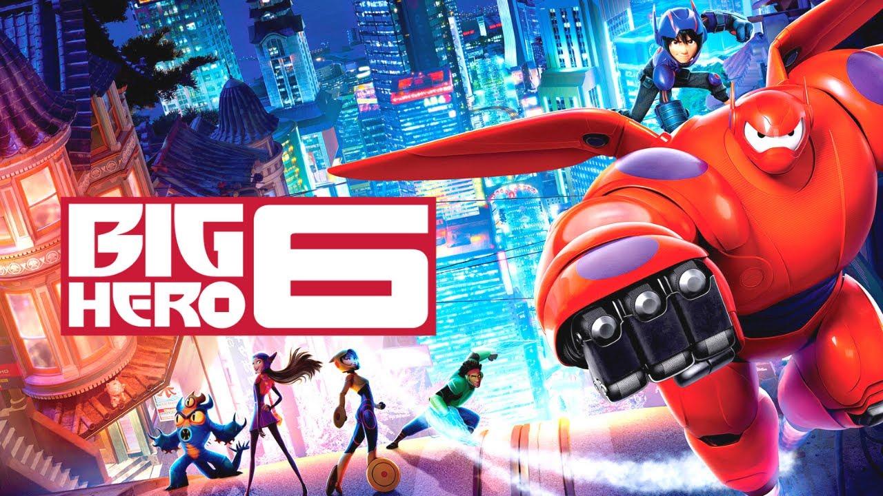 Download Big Hero 6 (2014) Explained In Hindi | Pratiksha Nagar