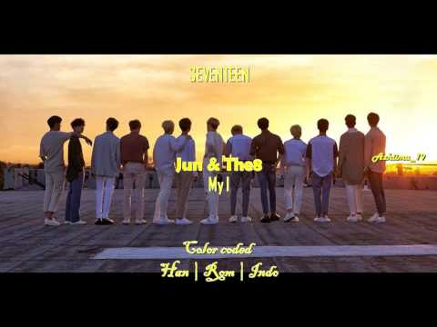 SEVENTEEN - My I (Jun & The8) [Han | Rom | Indo Sub ] HD Azhiima_19