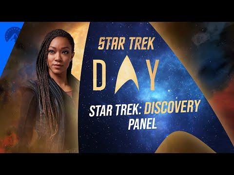 Star Trek Day 2020 | Discovery Panel | Paramount+