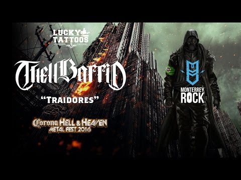 Thell Barrio - Traidores - Hell and Heaven 2016