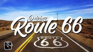 Driving Route 66 USA - Bucket List Travel Ideas
