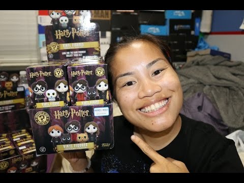 Harry Potter Funko Mystery Mini Unboxing x36!