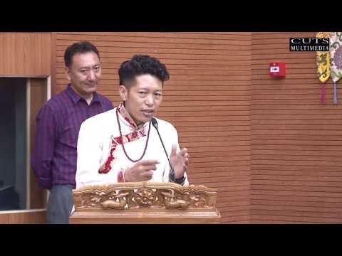 Student questions Sikyong Lobsang Sangay