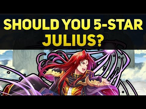 Should You 5-Star Julius? (Analyzing Loptous + Builds) | Fire Emblem Heroes Guide