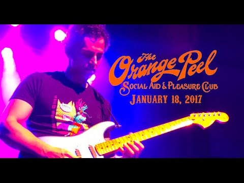 Dweezil Zappa 50 Years of Frank • 01/18/2017 Asheville, NC