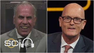 SVP's Baltimore accent has Tim Kurkjian laughing hysterically | SC with SVP