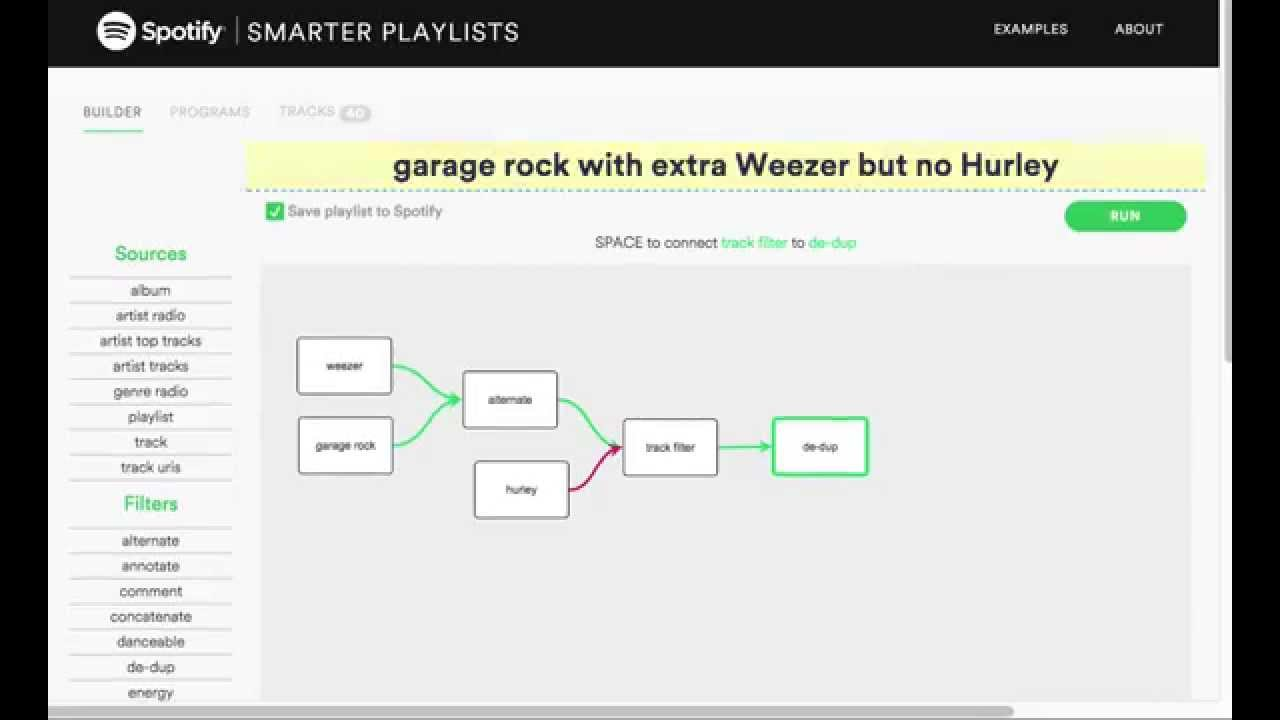Smarter Playlists