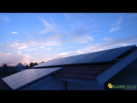 ESPL_Residential Rooftop Solar PV System, Nashik_10 KW