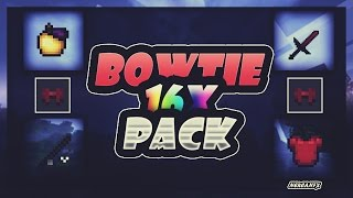 Minecraft PvP Texture Pack - Bowtie 16x Pack FPS - [1.7/1.8] [ UHC/Kohi/SG]