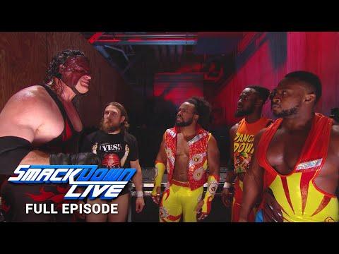 SmackDown Live 2018. július 10. - Az Extreme Rules előtt - Teljes Adás