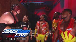 WWE SmackDown Full Episode, 10 July 2018
