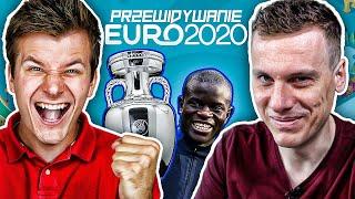 PRZEWIDYWANIA EURO 2020! Kto WYGRA? Co z POLSKĄ?