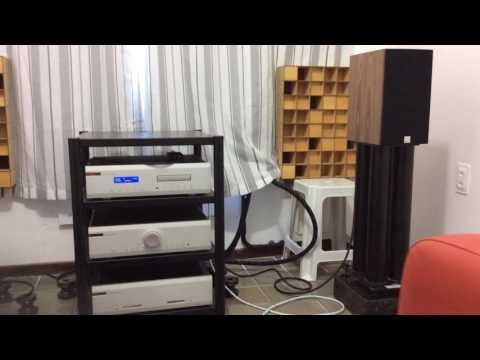 Dali Rubicon 2 + Musical Fidelity M6PRE M6PRX M6CD
