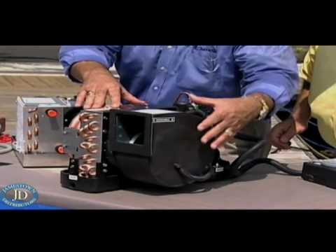 Marine Air Conditioning Installation Part Ii Youtube