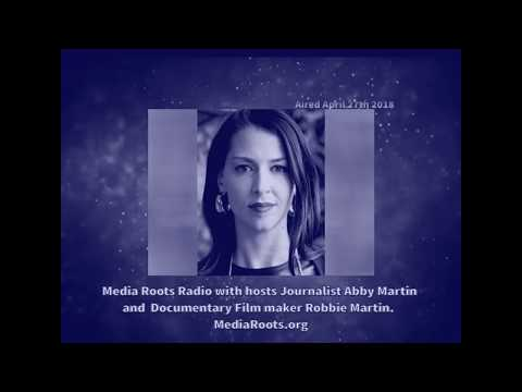 Abby Martin (Media Roots Radio) Discusses Syria War & Chemical Weapons Propaganda