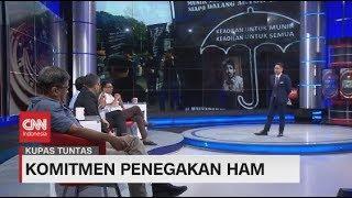 100 Hari Jokowi-Ma'ruf: Jalan Tanpa Ujung Penegakan HAM #KupasTuntas