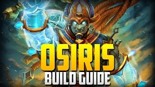 Smite: Osiris Build Guide