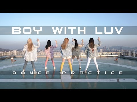 BTS(방탄소년단) - 작은 것들을 위한 시(Boy With Luv) Dance Cover by WishGirls