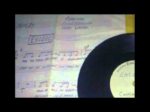 Encore BY Jerry Lordan and Roger Cook UNRELEASED ACETATE (The Shadows)