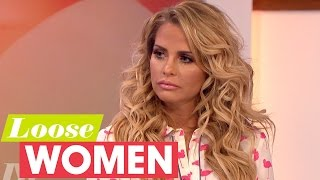 Katie Price Opens Up About Having Abortions | Loose Women