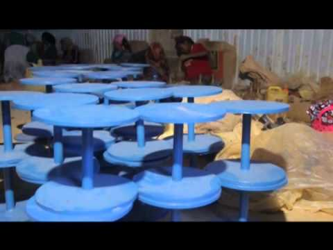 Improving people's socio-economic and health situation in East Africa