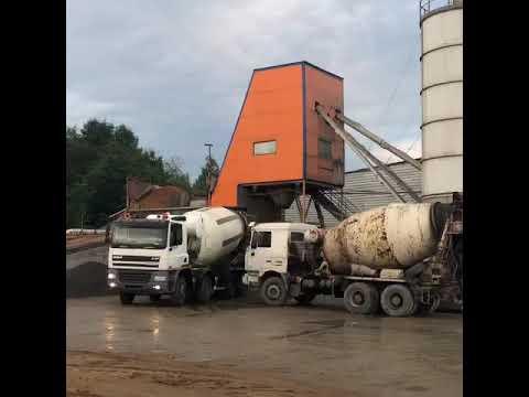 Загрузка бетона бетон в ангарске купить с доставкой цена