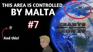 HOI4 - Modern Day Mod - Malta Conquers Europe - Part 7