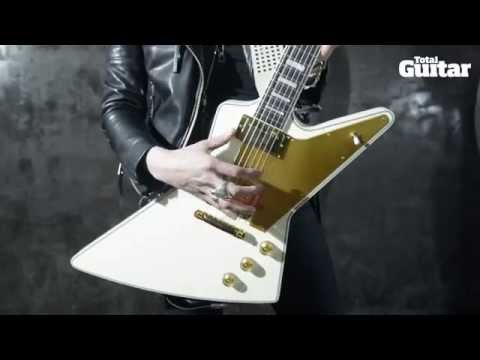 Me And My Guitar interview with Halestorm's Lzzy Hale / signature Gibson Explorer