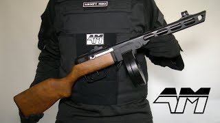 Ppsh Ares Ppsh Unboxing Review
