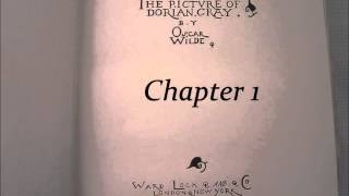 ASMR Reading: The Picture of Dorian Gray - Chapter 1 - Soft Spoken (Audio Only)