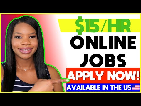 💵 $15 HOURLY Work-From-Home Jobs! BIG Company Hiring Reps US-Wide + Little Experience Needed!