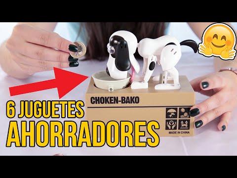 JUEGOS Y RETOS PARA NIOS - 6 INCREBLES juguetes ahorradores