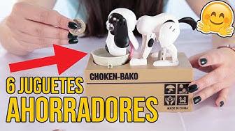 JUEGOS Y RETOS PARA NIÑOS - 6 INCREÍBLES juguetes ahorradores