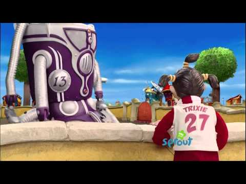 LazyTown S01E24 Soccer Sucker 1080i HDTV