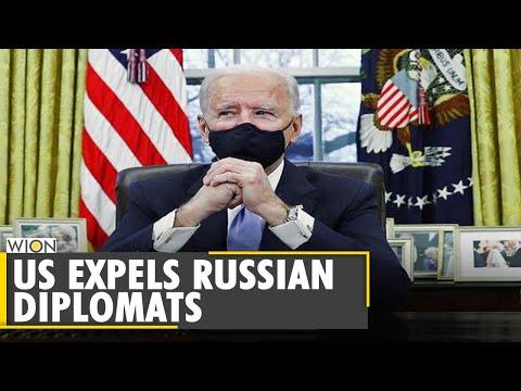 US President Joe Biden expels 10 Russian diplomats | Vladimi