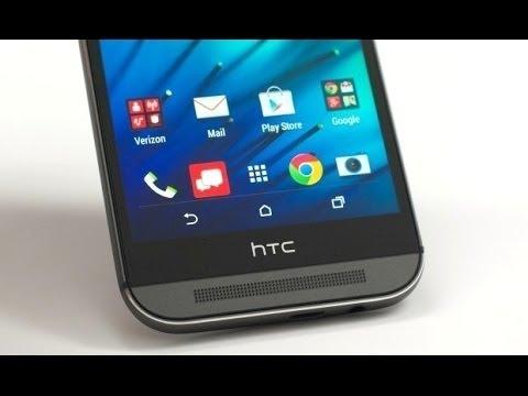 HTC One M8 Speaker Test - Boomsound in Action!